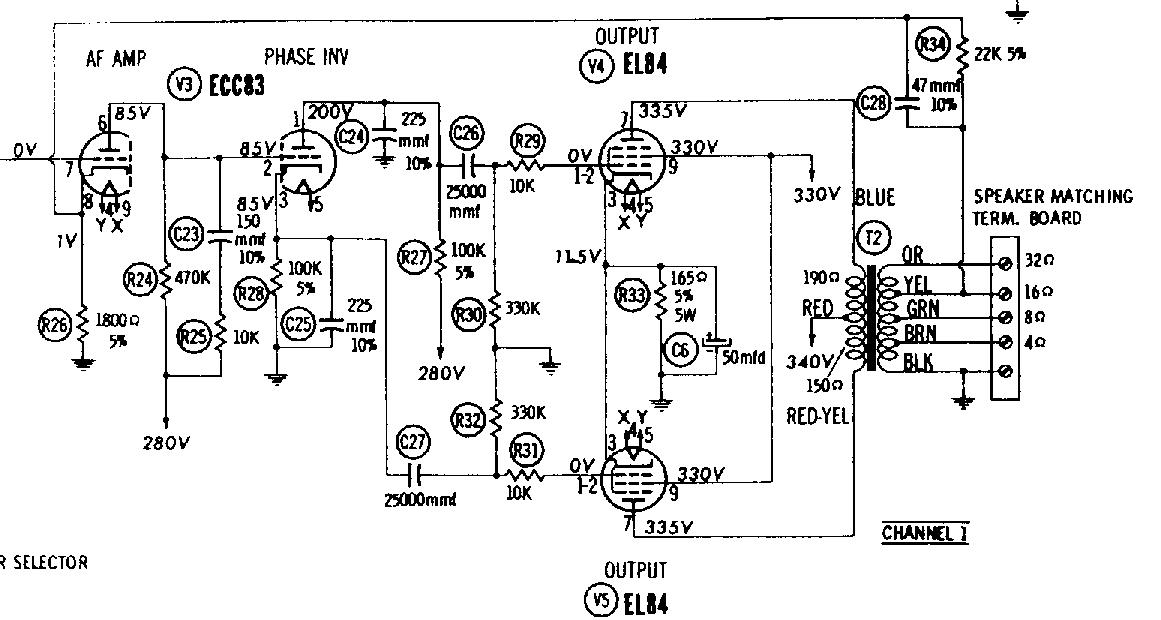 9300 magnavox tube amp schematic car wiring diagrams explained \u2022 magnavox tube amp schematic 9825 zenith 7d31 magnavox 9300 amp thoughts and questions page 2 rh diyaudio com magnavox tube amp chassis vintage magnavox tube amp schematic