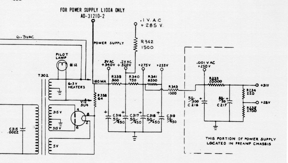 Hammond H-AO-43-1 (L100) chis of any merit? - diyAudio on
